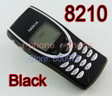 NOKIA 8210 Mobile Cell Phone Original Refurbished GSM 900/1800 Black Unlocked Wholesale Retail(China)