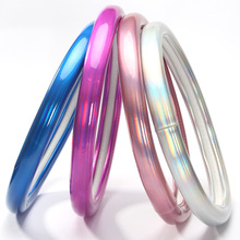 Plating Dazzle Colour Steering Wheel Cover Fashion Car Steering Cover Cases For Women & Girls Auto Supplier