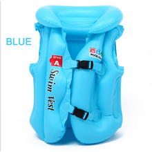 Life Vest Kids Jacket Swimming Fishing PVC Pool Accessories Ring Water Safety Products Clothes Surfing Sports New Boating(China)