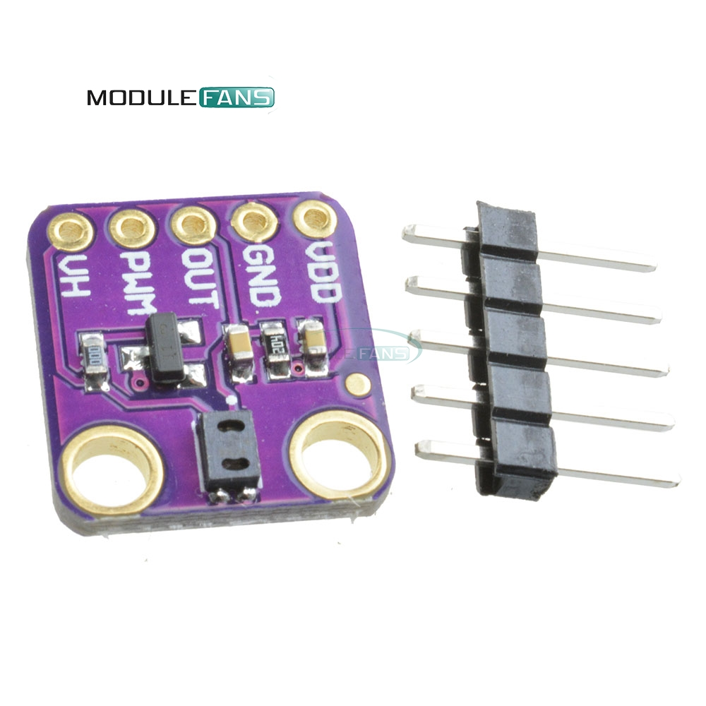 CCS803 Ultra-low Power MOX Gas Sensor Module Board MEMS Ethanol Alcohol Monitoring Detection Detector Module(China)