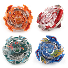 4 Stlyes New Spinning Top Beyblade BURST 3056 With Launcher And Original Box Metal Plastic Fusion 4D Gift Toys For Children(China)