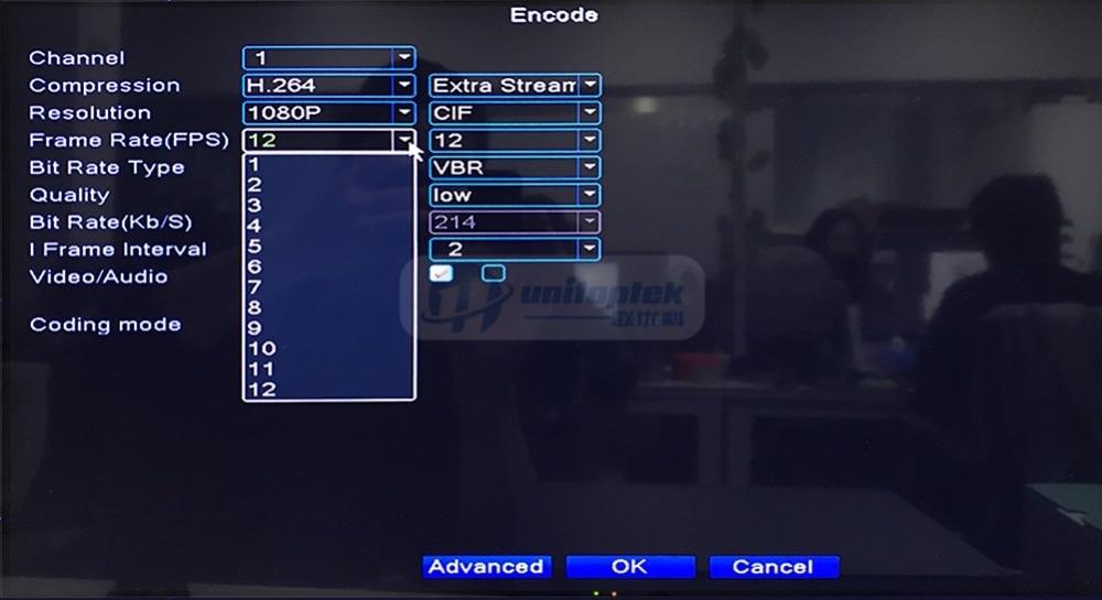 14 CCTV AHD DVR