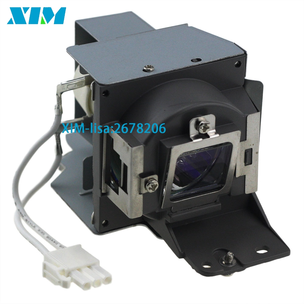 Free shipping High Quality Replacement Projector Lamp with housing 5J.J7T05.001 for BENQ MW817ST<br>