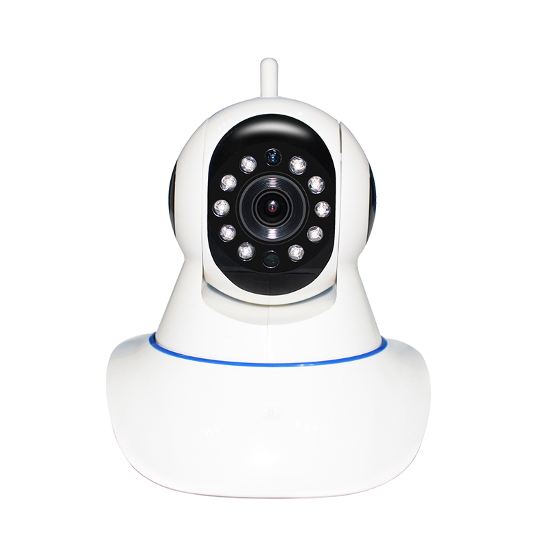Factory supply 1.0MP CCTV IP security cameras with plug and play function<br>