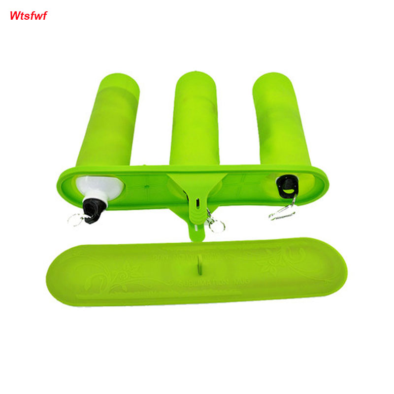 Wtsfwf Freeshipping Multiplepurpose Sports Bottle Kettle Clamp Silicone Rubber Fixture Clamp For Sports Bottle Kettle 3D Sublima<br>