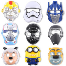 Superhero Mask Cosplay Antsman Batman Spiderman Party Masks Hulk IronMan Halloween Christmas Kids Adult Party Costumes Masks