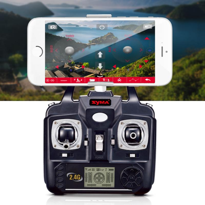 SYMA X56W RC Aerial Photography Foldable Pocket Drone WIFI Camera Set Height Drone with Camera