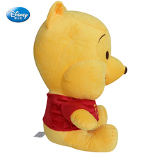 "Disney Winnie Pooh 18"" inches Plush Huge head and Q edition Baby Stuffed Toy Kids Preferred quality assurance 45cm"