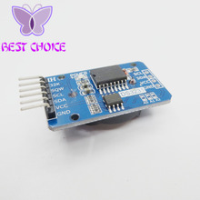 Free Shipping 10pcs DS3231 AT24C32 IIC Precision RTC Real Time Clock Memory Module(China)
