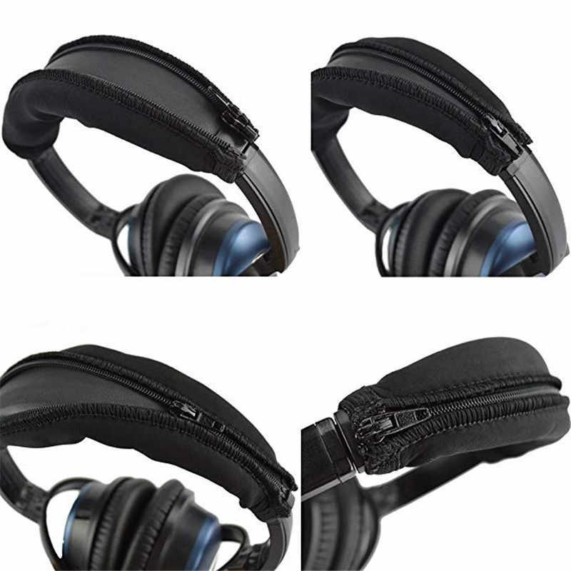 Replacement Ear Pads Headband Cushion for Bose QuietComfort QC15 QC2 Earphones