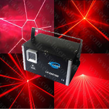 SD Card+PC Controlled Portable Multi-color Bulb red Laser Stage Lights LED DJ Disco Light Party(China)