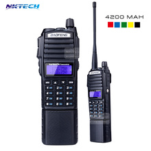 Walkie Talkie Baofeng Uv-82 Real 5W Baofeng With High Mid Low Power UV 82 Ham Radio Station amateur Portable Radio