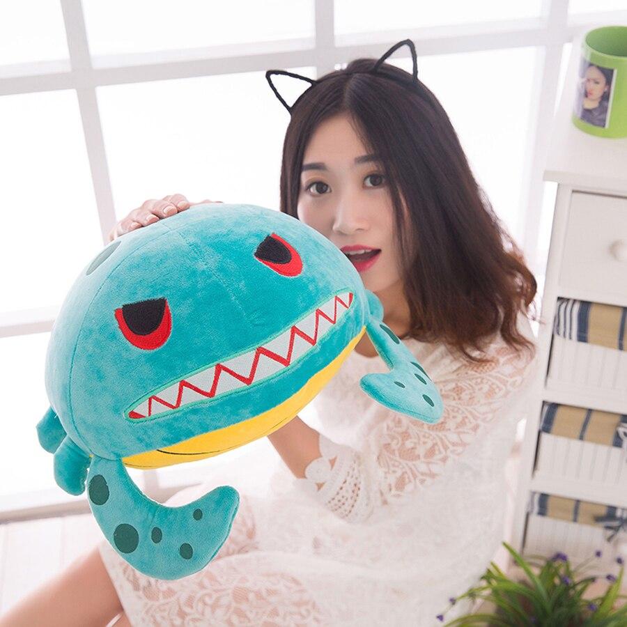 Cute Cartoon Plush Toys Stuffed With Big Eyes Anime Round Toy Oyuncak Bebek  Birthday Gift Brinquedo Menina Pillow Dolls 60G0290<br><br>Aliexpress