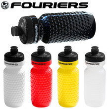 FOURIERS mtb kettle water bottles golf cycling bicycle road bike sports plastic water bottle 600cc Bicycle accessories equipment