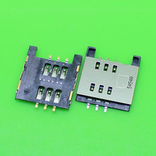 CK  1 Piece High quality micro sim card reader for blackberry 9800 9810 tray slot socket replacement connector,KA-047