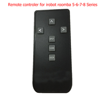 1 pcs Remote controler for irobot roomba 760 770 780 880 980 500 600 700 800 527 570 620 601 602 630 650 Vacuum Cleaner Parts(China)