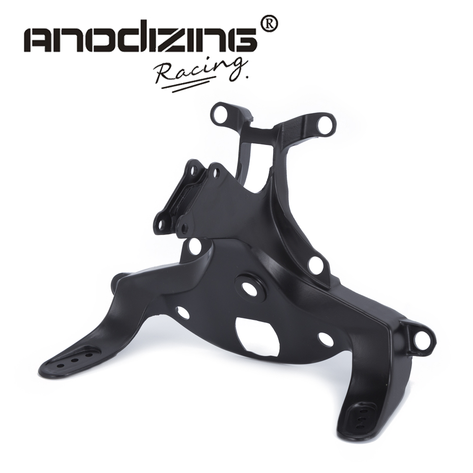 FREE SHIPPING For YAMAHA YZF-R1 R1 2007-2008 Motorcycle Front Light Headlight Upper Bracket Pairing <br>
