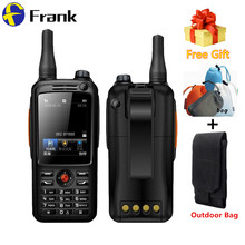 Original 3G WCDMA IP68 F22 Waterproof Smartphone Walkie Talkie GPS Wifi Dual SIM Phone 5MP Zello Walkie Talk Android Smartphone(China)