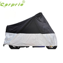 CARPRIE Super Automaker Motorcycle Bike Polyester Waterproof UV Protective Scooter Case Cover S M L XL XXL XXXXL Mar716