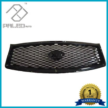 Free Shipping For Infiniti Q50 Q50L 2014 2015 2016  Front Bumper Hood Grille Bright Black Color And Matte Black Color
