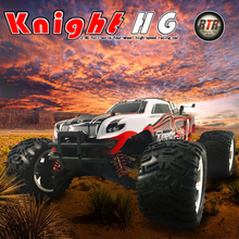 2017 new super large RC racing car HG-P104 1/10 4WD 41.5cm 30mins 30-40km/h 3000mah battery High speed rc truggy car vs 21101(China)
