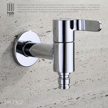 HPB Brass G1/2 G3/4 Garden Faucet Decorative Outdoor Faucet Washing Machine Connector Tap Bibcock Laundry Utility Faucets HP7302