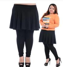 Skirted plus size leggings online shopping-the world largest ...