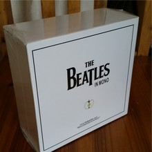 New & Seal: The beatles In Mono Box Set 13CD Disc Se white box limited edition music cd brand new factory sealed(China)