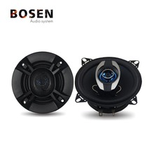 Universal 5 -inch 120W Max 4ohm Car Coaxial Auto Audio Music Stereo Speakers 2 Way for Vehicle Door SubWoofer