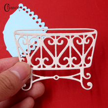 Baby carriage Metal Embossing Cutting Dies Stencils for Scrapbooking/Photo Album DIY Garments Decorative Accessories