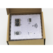 5pcs/lot AP Router 150 Mbps Indoor Wall Embedded Wireless WiFi Router repeater 3G USB Charger socket panel with Switch
