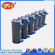 WHC-15SHW Manufacture Heat Exchanger for Chemical Unit(China)