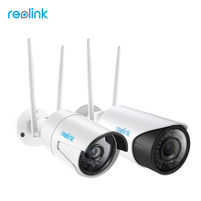 Buy Reolink IP Camera Wi-Fi 2.4G/5G 4MP HD Security Cam SD Card Bullet Outdoor Video Surveillance RLC-4101WS (2 cam pack) for $195.74 in AliExpress store