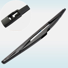 "FUNDUOO For Hyundai Santa Fe 2007-2012 Hyundai Accent 2007 2008 2009 2010 2011 14"" Rear Window  Wipers Windshield Wiper Blades"