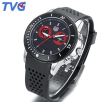Relojes Hombre TVG Brand Sports Multifunction Quartz Watches Lovers Wristwatches Multicolor Optional Student LED Watches