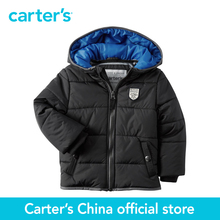 Carter's 1 pcs baby children kids Fleece-Lined Puffer Jacket CL216630, sold by Carter's China official store