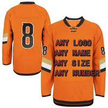 University College Factory OEM Team Hockey Jerseys Embroidery Mens Supplier Tackle Twill Shirt USA CANADA Australia