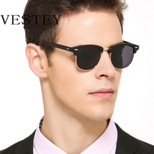Fashion New Cat Eye Women Sunglasses With Vintage HD Lens Brand Designer Glasses Men Oculos de sol High Quality UV400