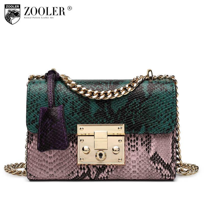3af869fabbd4 Detail Feedback Questions about Hottest ZOOLER genuine leather bag for women  2018 luxury handbags women bags designer shoulder bags CLASSIC bolsa  feminina ...