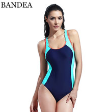 BANDEA 2017 New monokini brasileiros One Piece Swimsuit more Women Sport Sexy Backless Bodysuits Swimsuits Bathing Suits