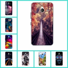 For Nokia Lumia 640 XL Phone Case Ultra TPU Cover Painting Soft Silicone Phone Bags Back Case Cover For Microsoft Nokia 640xl