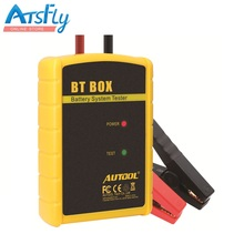 Free shipping New Battery Tester AUTOOL BT BOX Support Android/ISO Powerful Function Automotive Battery Analyzer