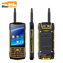 "MOSTHINK N2 IP68 Waterproof Rugged Walkie Talkie Mobile Phone Android 3.5"" Capacitive touch screen front back cameras SOS NFC(China)"