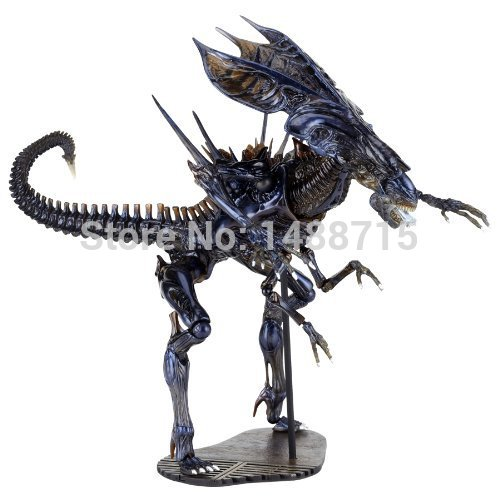Hot Sale High Quality Alien Queen Classic Sci-Fi Film Aliens Series 18 Action Figure 12.5 Toys New Box<br><br>Aliexpress