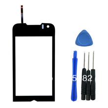 Replacement Part Digitizer For Samsung S8000 Jet Front Glass Repair Touch Screen Panel Black