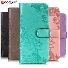 PU Leather Phone Case For huawei P20 P10 P8 P9 Mate 9 10 Lite Mini Pro P Smart Honor 8 9 10 7X Cover Flip Wallet Cases(China)