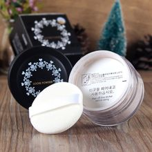 Transparent Women Makeup Natural Loose Powder Glitter Eyeshadow Eye Shadow Face Body Cosmetic