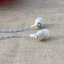 In-ear Piston Bling Stone Earphone Headset Listening Music with Earbud Bling Stone for Smartphone MP3 MP4 Earphones 3.5mm