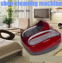 Full-Automatic Shoe Polish Machine Four colors | shoe cleaning machine(China)