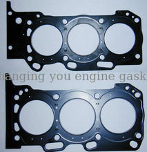 5GRFE For TOYOTA COROLLA REIZ Metal Cylinder Head Gasket Automotive Parts China Engine Gasket 11115-31041 11116-31021(China)